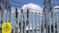 Electricity Substation video
