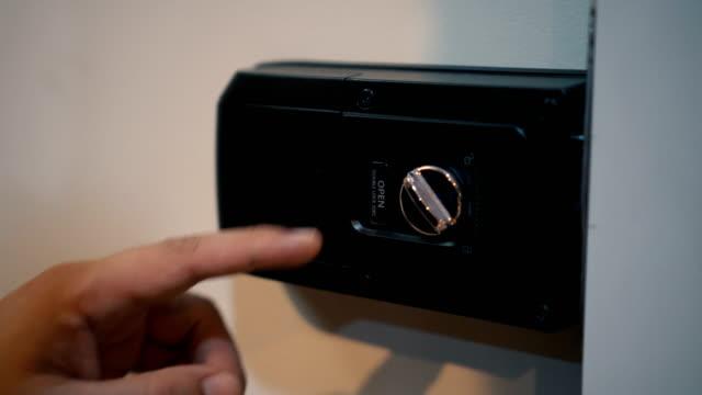 Electronic Door Lock video