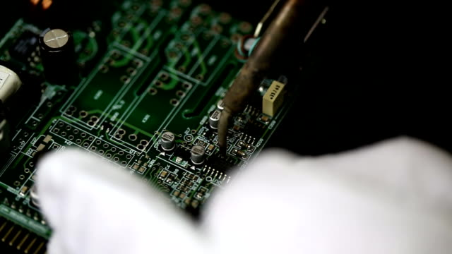 Electronics industry (HD) video