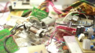 Electronics waste video