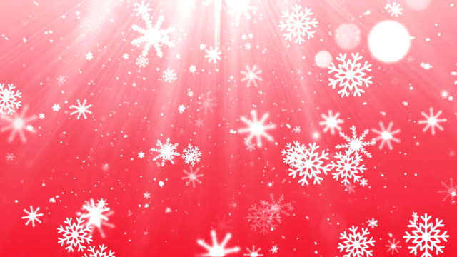 Elegant Snow Flakes 1 video
