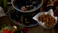 Elegant sweet table video