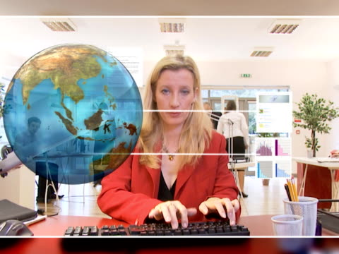Email communication business video