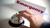 Emergency Desk Bell video