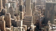 Empire state building and Manhattan video