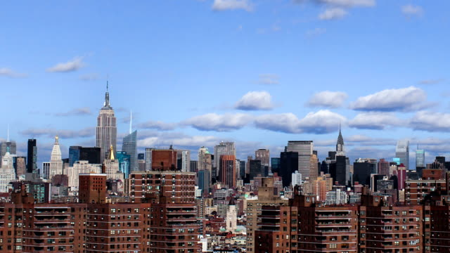 Empire State Building in Skyline video
