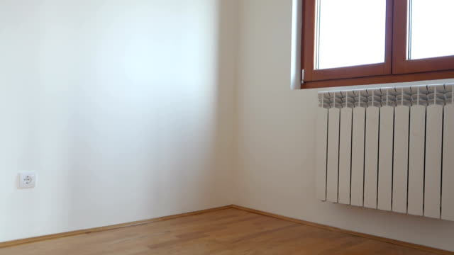 Empty apartment for sale video