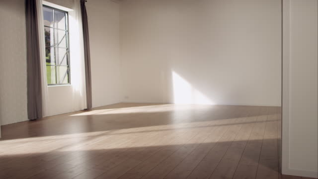 Empty apartment video