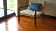 Empty chair video