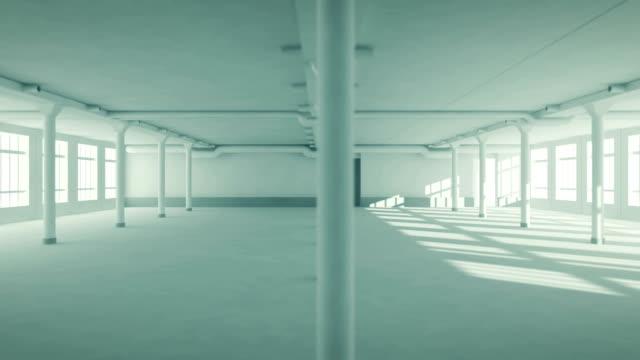 Empty loft video
