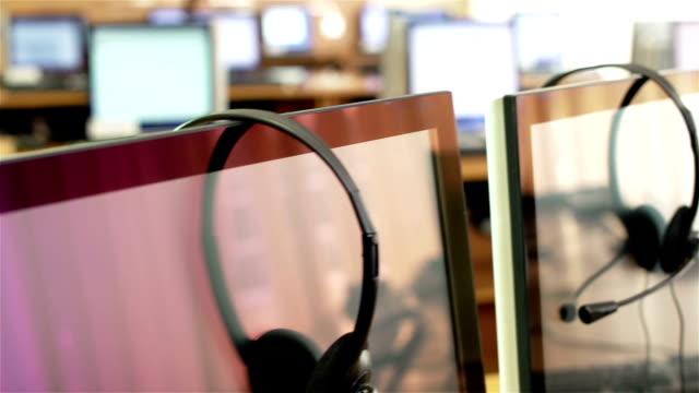 Empty Office video