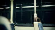 Empty Seats On Subway video