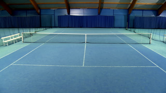 CS Empty Tennis Court video