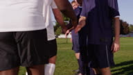 End Of Game Handshakes video