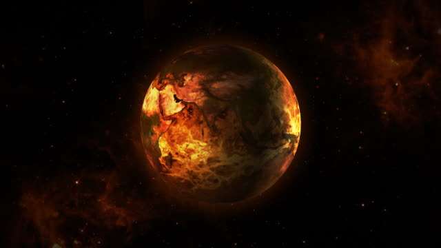 End of the world (Global Warming) video