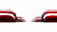Endless American Coffins low angle loop video