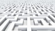 Endless labyrinth video