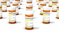 Endless Pill Bottles vertigo effect video