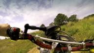 Enduro Motorcycle Cross Test Video video