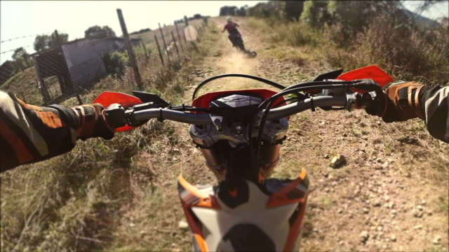 Enduro Motorcycle Cross Test Video video