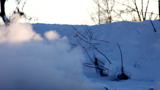 energy conservation in winter Russia video