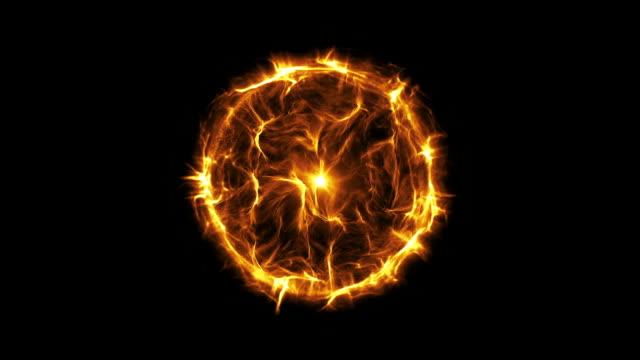 Energy or plasma ball new orange video