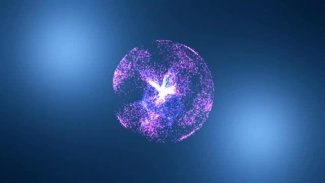 Energy or plasma ball video