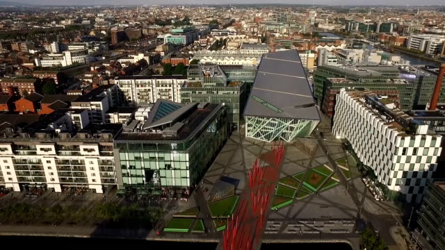 Energy Theatre and Grand Canal Dock video