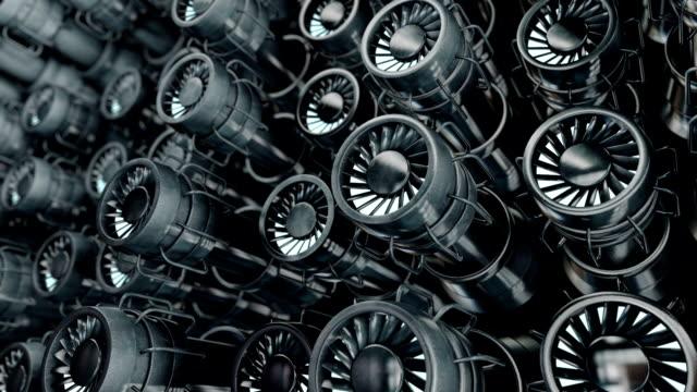 Engine Background video