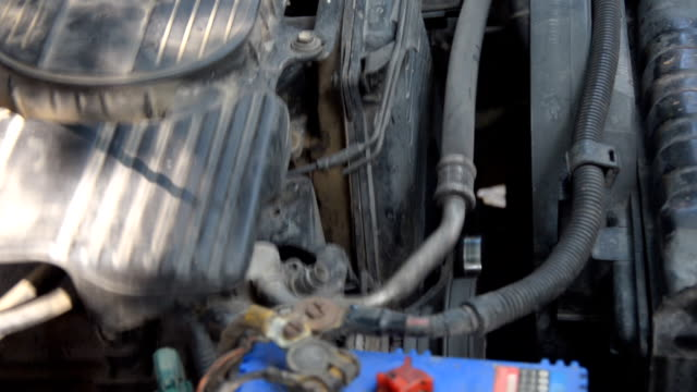 engine is working video