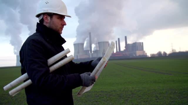Engineer Industrial Plant video