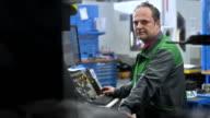 MS Engineer Programming A Machine video
