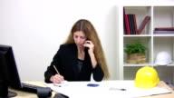 Engineer woman video