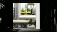 Engineers at the Hydroelectric Power Plant video