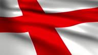 England  charming flag video