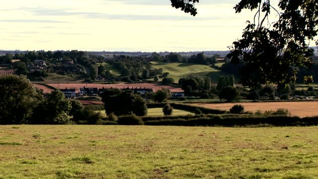 England countryside video
