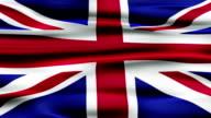 England Flag video