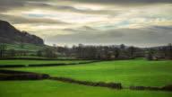 English Farmland - Time Lapse video