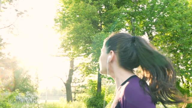 Enjoy running. video