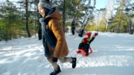 Enjoyable Winter Holidays video