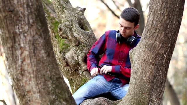 Enjoying music video