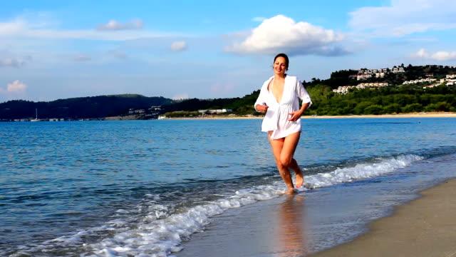 Enjoying the sea all senses video