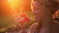 SLOW MOTION: Enjoying the Sun video