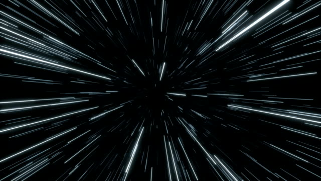 Entering Hyperspace video