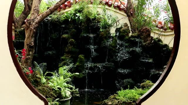 Entrance Japanese Garden video