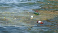 environmental pollution of the sea video