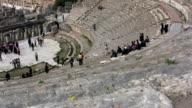 Ephesus, Amphitheater video