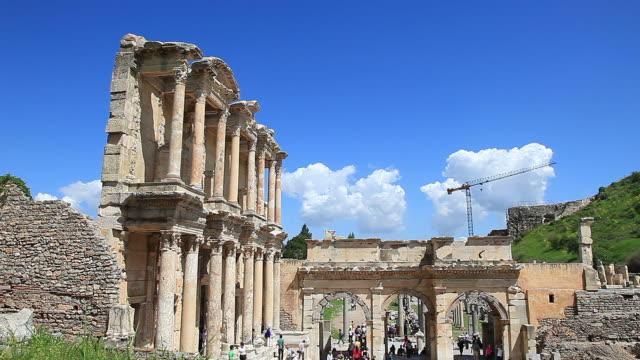 HD: Ephesus Ancient City video