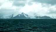 Epic Antarctica Landscape video
