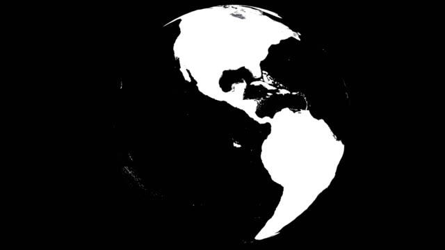 Epic Earth rotation Alfa video